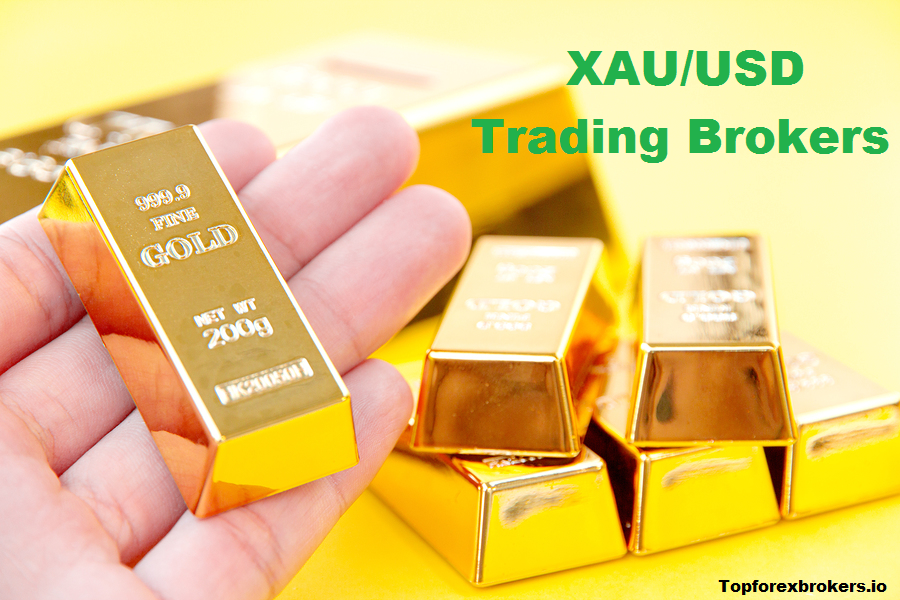 Best Gold Trading Brokers (XAU/USD)